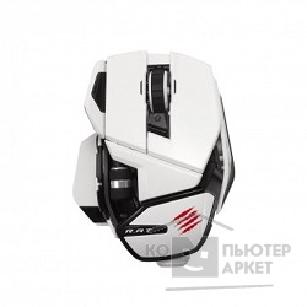 Mad Catz Мышь  Office R.A.T Wireless Mouse - White беспроводная лазерная MCB43724001/ 04/ 1 [PCAmc14]