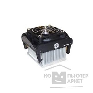 Сooler EVERCOOL AL-CUW1F-715CA/ B for S478 , ball