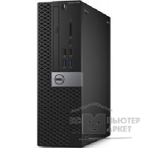 Компьютер Dell Optiplex 7040 [7040-2709] SFF i7-6700/ 8Gb/ 500Gb/ HD530/ DVDRW/ W7Pro+W10Pro/ k+m