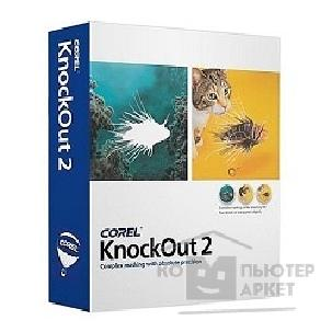 Программное обеспечение Corel KO2ENGPCM  KnockOut 2 Eng Win/ Mac