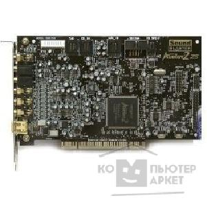 Звуковая плата Creative SB Audigy-2 ZS,7.1 PCI/ AUDIGY 2 ZS HP EDIT SB03590/ 0350/ 0357 OEM + диск с драйвером 3201ML000040