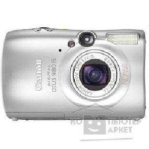�������� ���������� Canon Digital IXUS 980 IS silver