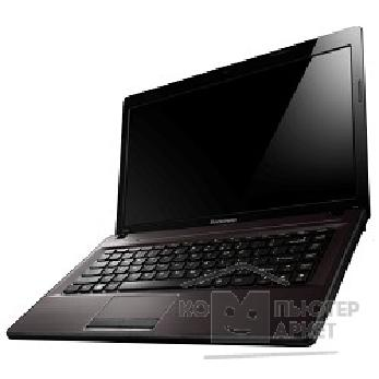 "Ноутбук Lenovo G480 [59338721] B815/ 2048/ 320/ DVD-SM/ 14""/ Camera/ Wi-Fi/ Brown/ DOS"