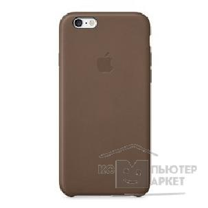 Аксессуар Apple MGQR2ZM/ A  iPhone 6 Plus Leather Case - Brown
