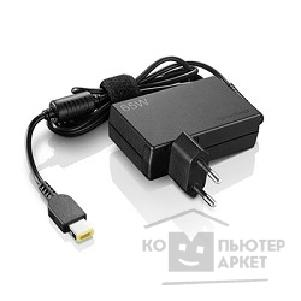 Опция для ноутбука Lenovo ThinkPad 65W Travel AC Adapter for E440/ 460, E540/ 550/ 560, P50s, T440/ 440p/ 440s/ 450/ 450s/ 460/ 460s, T540p/ 550/ 560, Yoga14/ 12/ 260/ 460,W550s, X1 Carbon, X240/ 250 [4X20H15596]