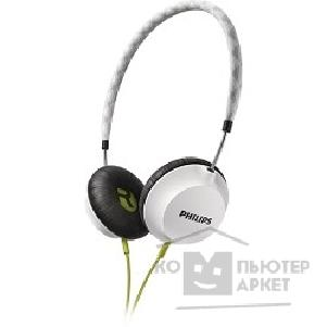 Наушники Philips CitiScape Strada,белые [SHL5100WT/ 00]