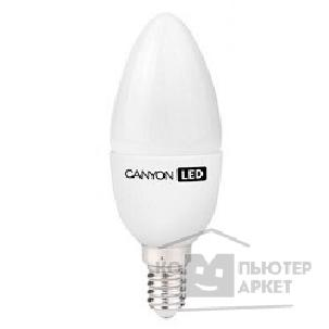 Светодиодные лампы (LED) Canyon BE14FR3.3W230VW LED lamp, B38 shape, milky, E14, 3.3W, 220-240V, 150°, 250 lm, 2700K, Ra>80, 50000 h