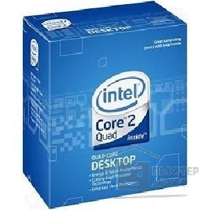 Процессор Intel CPU  Core 2 Quad Q9550 BOX