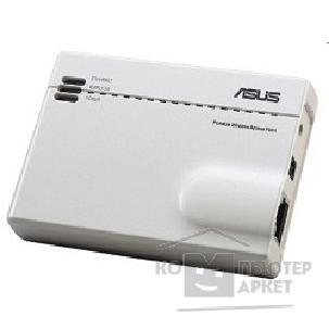 Сетевое оборудование Asus WL-330ge [WiFi Access Point WLAN 802.11bg+1xLAN RG45 10/ 100 2x int Antenna]