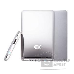 "�������� ���������� 3Q Portable HDD 1TB, Silver, Glaze Shiny 2, 2.5"" SATA HDD 5400rpm inside, USB3.0, HDD-T200M-HS1000"