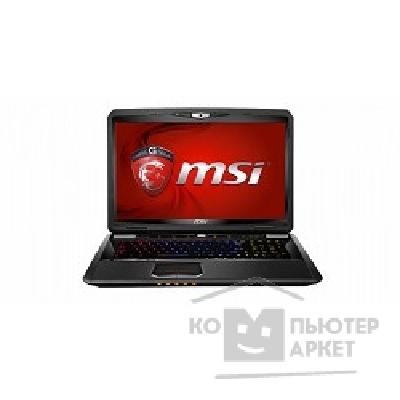 "Ноутбук MicroStar MSI GT70 2PC-2262XRU 9S7-1763A2-2262 17.3"" 1920x1080 матовый / Intel Core i5 4210M 2.6Ghz / 8192Mb/ 1000Gb/ DVDrw/ Ext:nVidia GeForce GTX870M 3072Mb / Cam/ BT/ WiFi/ war 2y/ 3.9kg/ black/ DOS"