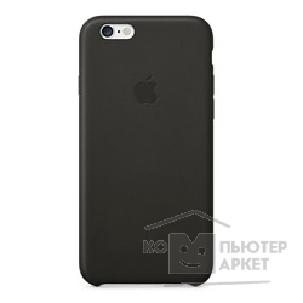 Аксессуар Apple MGR62ZM/ A  iPhone 6 Leather Case - Black