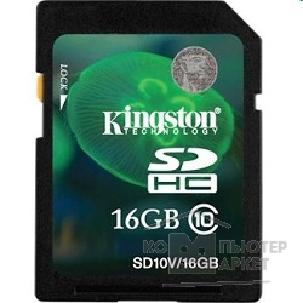 ����� ������  Kingston SecureDigital 16Gb  SD10V/ 16GB