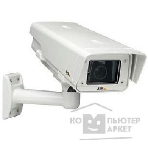Цифровая камера Axis P1347 5MP, day/ night, fixed camera with varifocal 3.5-10 mm P-Iris lens and remote back focus camera also supports DC-iris lenses