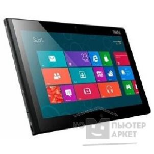 "Планшетный компьютер Lenovo ThinkTablet 2 [N3S4NRT] 10.1"" 1366x768 Touch Screen / Intel Atom Z2760 1.8Ghz / 2048Mb/ 64Gb/ noDVD/ Int:Shared/ Cam/ BT/ WiFi/ 3G/ war 1y/ 0.6kg/ black/ W8"