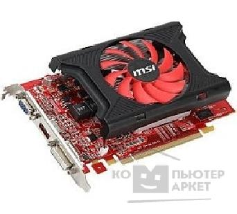 Видеокарта MicroStar MSI R6670-MD2GD3 V2 OEM, 2GB DDR3, HDMI, VGA PCI-E