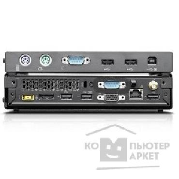 Компьютер Lenovo ThinkCentre M73e Tiny [10AXA0UPRU] Pen G3220T/ 2Gb/ 320Gb/ noDVD/ 2xCOM-port 1+1 / VESA Mount Bracket Kit/ Tiny PC I/ O Expansion Box/ W7Pro/ k+m