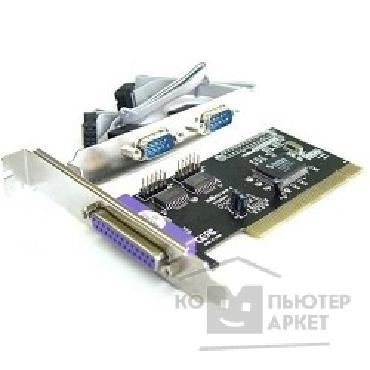 Контроллер STLab I152 2 serial + 1 paral.port PCI RTL