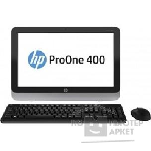 "Моноблок Hp ProOne 400 G1 [N0D49ES#ACB] 19.5"" HD Pen G3220/ 4Gb/ 500Gb/ DVDRW/ W8.1/ k+m"