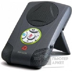 Сетевое оборудование 2200-44040-107 Polycom Communicator, Model: C100S. USB Speakerphone for Skype. Grey model. English/ French/ Spanish retail box.