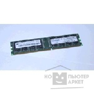 Модуль памяти Samsung DDR 512MB/ 266MHz PC-2100 ECC Registred