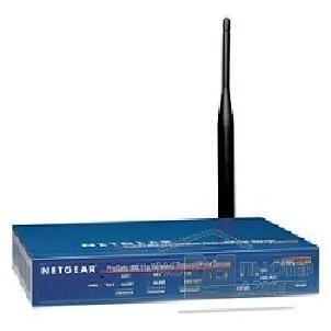 Сетевое оборудование Netgear FWG114PIS ProSafe 802.11g Wireless Firewall up to 2 tunnnels with USB Print Server
