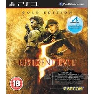 ���� Resident Evil 5 Gold PS Move