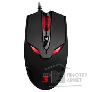 Мышь A-4Tech A4Tech Bloody V4 Gaming USB Черный ,8 кн., 3200 dpi