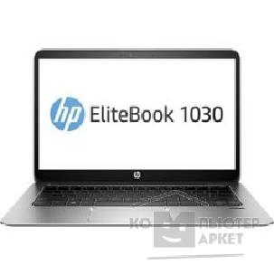 "Ноутбук Hp EliteBook Folio 1030 G1 [X2F02EA] 13.3"" 1920x1080 матовый / Intel Core m5 6Y54 1.1Ghz / 8192Mb/ 256SSDGb/ noDVD/ Int:Intel HD Graphics 515/ Cam/ BT/ WiFi/ 40WHr/ war 3y/ 1.15kg/ Metallic Grey/ W10Pro"