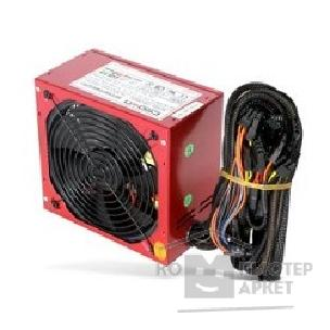 Блок питания Crown Блок питания CM-PS650W smart RTL 2x12V Lines 20+4in, 140mm FAN? SATA*4, PATA big Molex *4, FDD*1, 4+4 pin, 6pin PCI-E*1