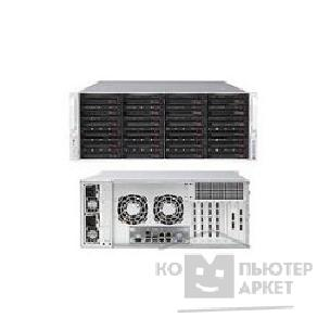 Корпус Supermicro CSE-846BE1C-R1K28B 2x1280W черный