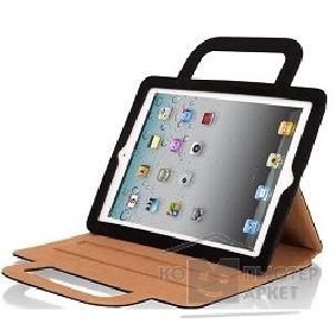 Luxa2 Папка-подставка  Rimini Stand Case с ручкой для iPad2/ iPad3 Black LHA0045-A