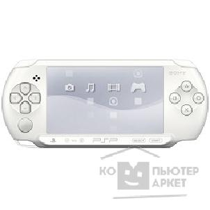 Игровая приставка Sony Playstation PSP - E1008 Street Base Pack White