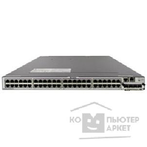 Коммутаторы, Маршрутизаторы Huawei S5700-52C-EI Bundle 48 Ethernet 10/ 100/ 1000 ports,with 1 interface slot,with 150W AC power supply
