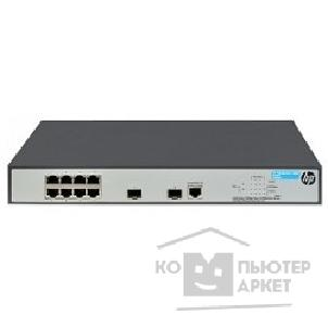 Сетевое оборудование Hp JG922A  1920-8G-PoE+ 180W Switch Web-managed, Limited CLI, 8*10/ 100/ 1000 PoE+, 2*SFP, PoE+ 180W, static routing, rack-mounting, 19""