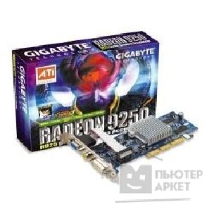 Видеокарта Gigabyte GV-R925128DE, OEM  Radeon 9250, 128Mb DDR, DVI, TV-OUT  AGP