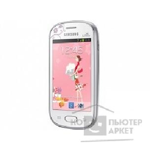 "��������� ������� Samsung GT-S6790 LF white 3.5"" 320x480 HVGA,4096 ��,3 ��,Android,1300���  [GT-S6790ZWZSER]"