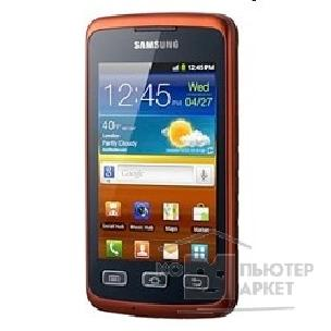 Мобильный телефон Samsung Galaxy xCover S5690 Black Orange