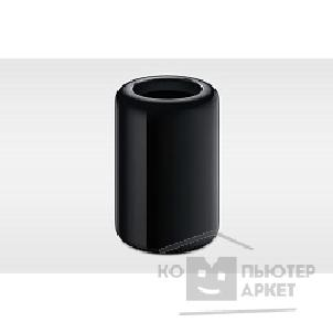 Компьютер Apple Mac Pro Z0P80019H 8-Core Xeon E5 3.0GHz with 25MB L3 cache Turbo Boost up to 3.9GHz/ 64GB 1866MHz DDR3 ECC - 4 x 16GB/ 1TB PCIe-based Flash Storage/ Dual AMD FirePro D700 with 6GB GDDR5 VRAM each