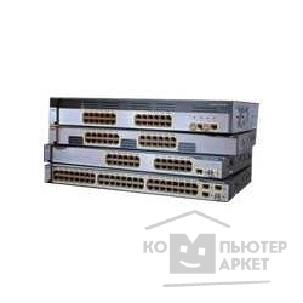 Сетевое оборудование Cisco WS-C3750G-12S-SD [Catalyst 3750 12 SFP DC powered Standard Multilayer Image]