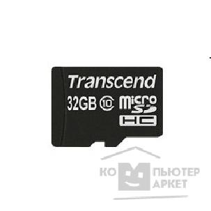 ����� ������  Transcend Micro SecureDigital 32Gb  TS32GUSDHC10