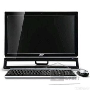 "Моноблок Acer PW.SHQE1.003  Aspire Z3170 21,5"" Full HD/ AMD x2 A4-3400/ 3072Mb/ 500Gb/ ATI Radeon HD6410D/ DVDRW+CR/ camera/ GigabitLAN+WiFi+BT/ Win7 HB64+MS Office St/ corded kb&mouse"