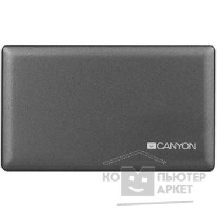 аксессуары Canyon CardReader All in one CNE-CARD2 CF/ micro SD/ SD/ SDHC/ SDXC/ MS/ Xd/ M2 USB 2.0, Gray