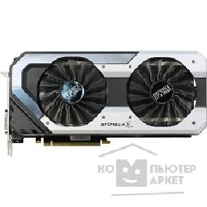 Видеокарта Palit GeForce GTX1080 Super JetStream / 8GB GDDR5X 256bit / DVI-D, HDMI, 3xDisplayPort / PA-GTX1080 Super Jetstream 8G / RTL