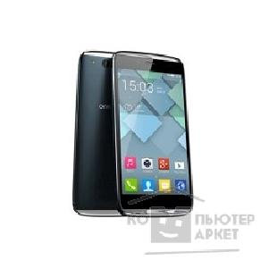 Мобильный телефон Alcatel  IDOL alpha 6032X Stale / Dark Grey
