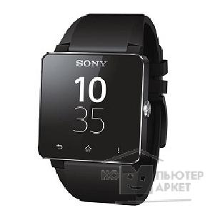 ����� ���� Sony SmartWatch 2 SW2 Black Active silicone wristlet ����� ���� �����-����