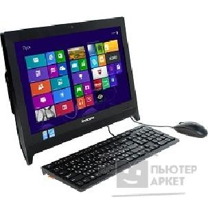 "Моноблок Lenovo IdeaCentre C260 [57331762] black 19.5"" HD+ Pen J2900/ 4Gb/ 500Gb/ GF800M 1Gb/ DVDRW/ WiFi/ Cam/ W8.1/ k+m"