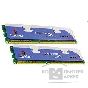 Модуль памяти Kingston DDR-III 4GB PC3-10600 1333MHz Kit 2 x 2GB  [KHX1333C7D3K2/ 4GX] HyperX CL7