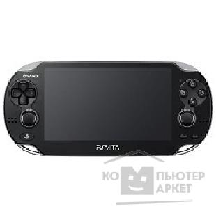 Игровая приставка Sony Playstation PS Vita Wi-Fi Black Rus PCH-1008ZA01 +4GBmemory card+Call Of Duty:BlackOpsDeclassified