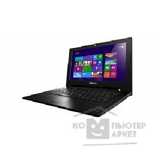 "Ноутбук Lenovo IdeaPad S210 [59386791] 11.6"" HD/ Intel Celeron 1037U 1.8Ghz / 4Gb/ 500Gb/ Intel HD/ no ODD/ WiFi/ BT/ Cam/ Win8/ Black"